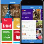 App Oficial de los Objetivos de Desarrollo Sostenible (ODS) en Español