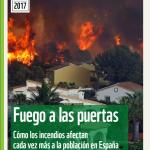 Informe WWF. Fuego a las puertas