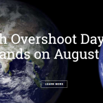 La humanidad agota hoy los recursos naturales que la Tierra dispone para todo un año