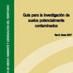 Guía para la investigación de suelos potencialmente contaminados