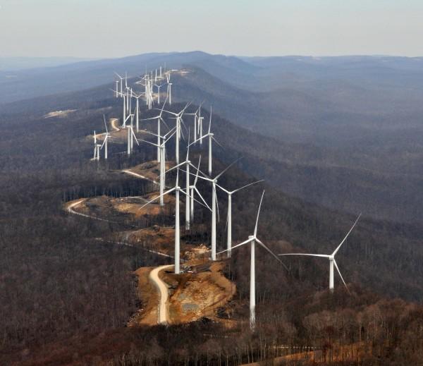energía eólica impacto ambiental aves y quiropteros