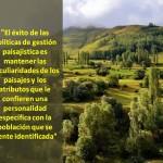 Criterios de Sostenibilidad del Paisaje