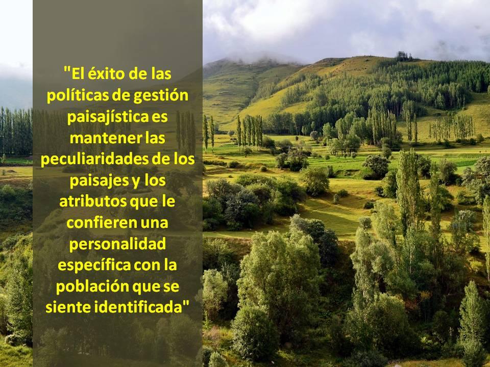 Criterios De Sostenibilidad Del Paisaje Comunidad Ism - Imagenes-de-paisajes