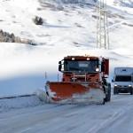 La sal de las carreteras puede dañar el medio ambiente