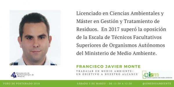 Francisco Javier Monte