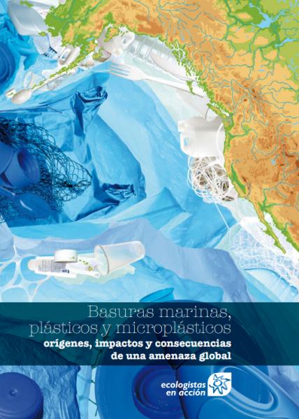 basuras marinas informe