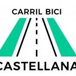 Se recogen 20.000 firmas en 10 días pidiendo un carril bici en la Castellana