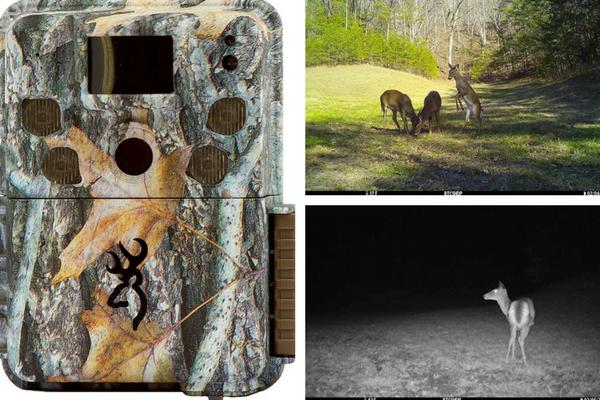 Browning Strike Force HD Pro camara fototrampeo inventario fauna