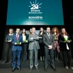 Ganadores de los XVIII Premios Periodísticos Ecovidrio