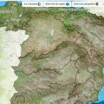 Un buen ejemplo de Visor Cartográfico: Catálogo Nacional de Inundaciones Históricas