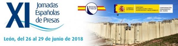 XI Jornadas Españolas de Presas