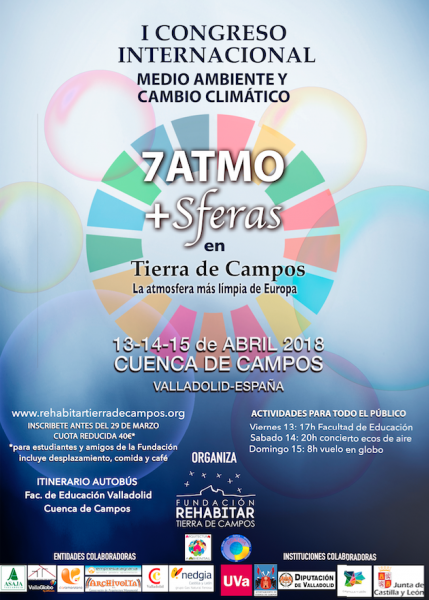 I Congreso Internacional de Medio Ambiente y Cambio Climático