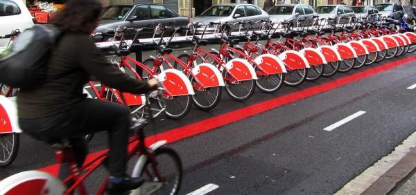 El estudio estimó las muertes evitables gracias a los beneficios derivados de un mayor uso de la bicicleta. / Creative Commons. Caroline Maynard