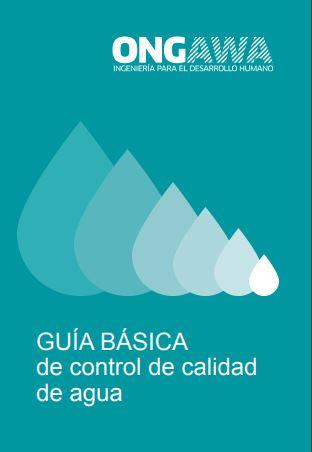 Guía Básica de control de calidad del agua