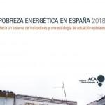 Pobreza Energética en España 2018