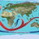 El sistema de corrientes oceánicas del Atlántico se debilita