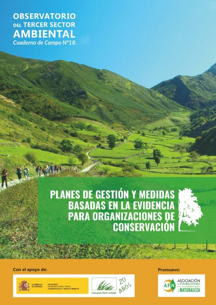Planes de gestión y medidas basadas en la evidencia para organizaciones de conservación