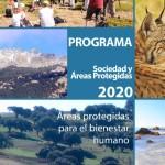 Programa Sociedad y Áreas Protegidas 2020. Áreas protegidas para el bienestar humano.