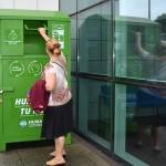 España sólo recicla o reutiliza el 10% de la ropa desechada