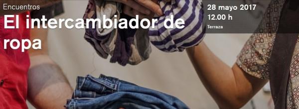intercambiador de ropa