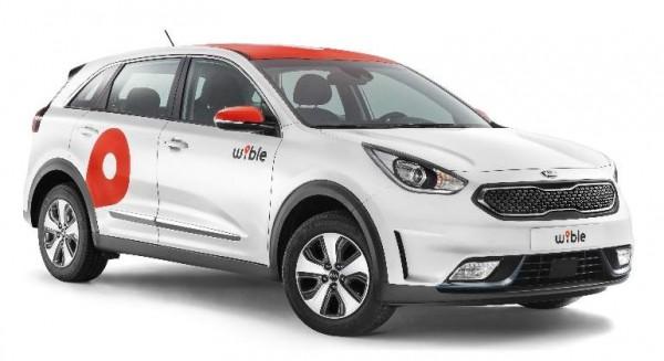 Kia y Repsol carsharing