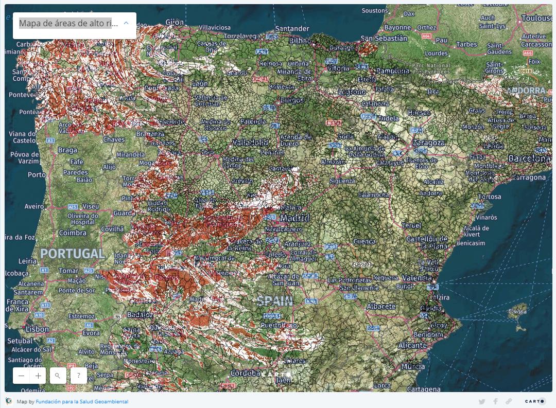Mapa Del Radon En Espana.Espana Sigue Sin Transponer La Legislacion Sobre Radiaciones Ionizantes Y Sin Plan Sobre El Gas Radon Comunidad Ism