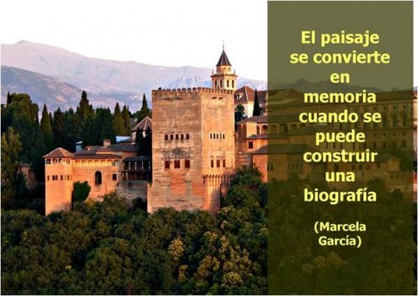 La memoria del paisaje es nuestro patrimonio