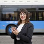 La emprendedora que va a poner en el mapa la contaminación por olores
