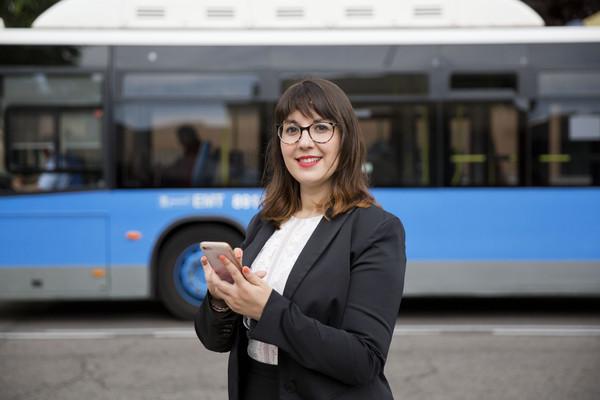 Rosa Arias, coordinadora del proyecto europeo D-NOSES