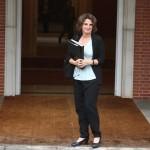 Juana María Lázaro nombrada Subsecretaria para la Transición Ecológica y Álvaro Abril, Director de Gabinete