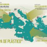 España es el segundo país que más plástico vierte al Mediterráneo, según advierte WWF