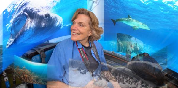 La oceanógrafa estadounidense Sylvia Earle, Premio Princesa de Asturias de la Concordia 2018