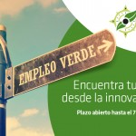 Programa Destino Empleo Verde: Encuentra tu empleo desde la innovación social