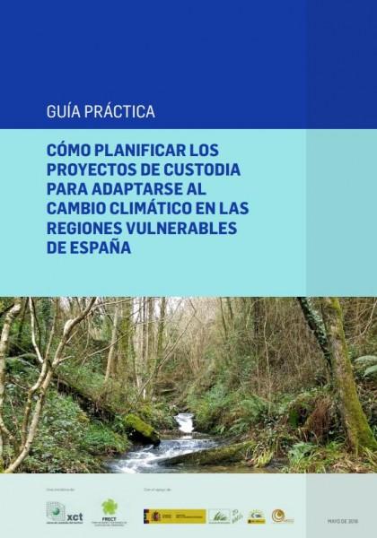 Guía Cambio Climático y Custodia
