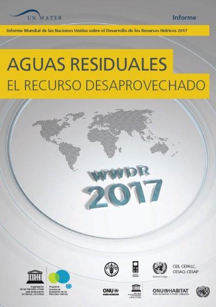 Aguas residuales. recurso desaprovechado