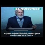 Discurso de Harrison Ford contra el cambio climático