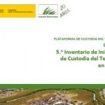 V Informe Inventario de Iniciativas de Custodia del Territorio en España