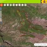 Visor cartográfico de la Red de Parques Nacionales