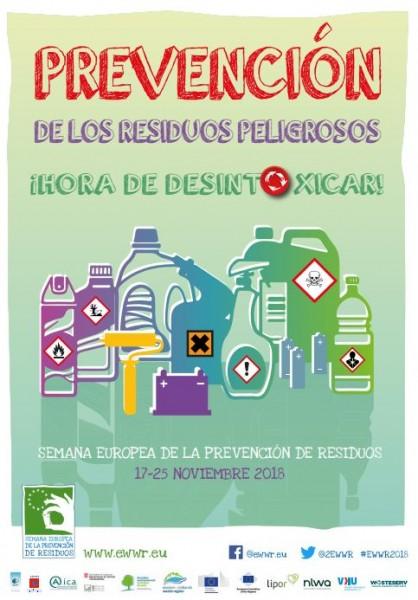 Semana Europea de la Prevención de los Residuos 2018