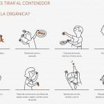 Los cubos de tapa marrón están operativos en 5 nuevos distritos de Madrid desde el 1 de noviembre