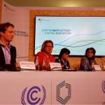 """Teresa Ribera reafirma en la COP su compromiso con una transición ecológica que """"no deje a nadie atrás"""""""