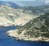Fuente:  EFE/ppf Vista aérea de la isla de La Cabrera (Baleares).