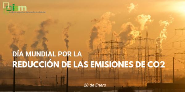 Día mundial reducción emisiones CO2