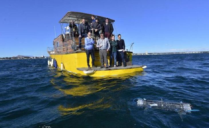 El Mar Menor contará con un sistema que monitoriza la calidad del agua 24 horas al día