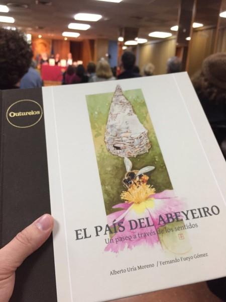 Presentación libro El País del Abayeiro