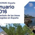 Anuario 2016 del estado de las áreas protegidas en España EUROPARC