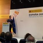 Pedro Sánchez presenta el paquete de medidas de Energía y Clima