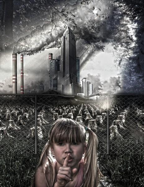 Desinformación ambiental