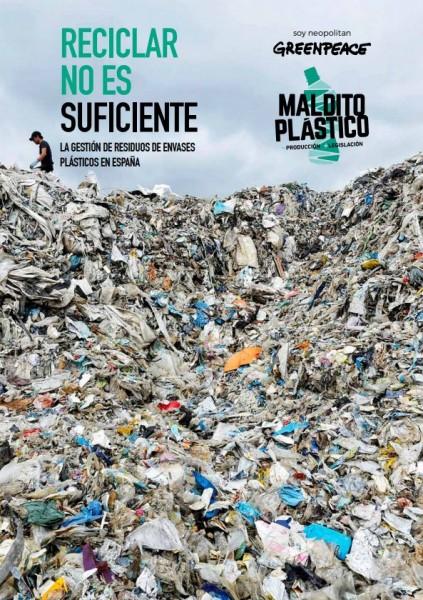 Maldito plastico, reciclar_no_es_suficiente