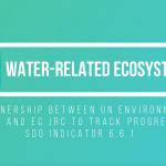 ONU, Google y la Comisión Europea lanzan una aplicación para monitorear el agua dulce mundial